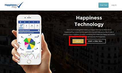 Home Page Happiness Technology