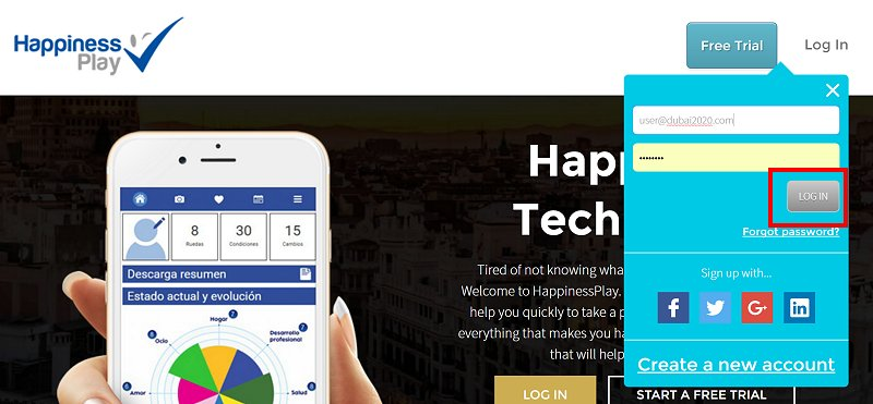 Access Happiness Technolgoy